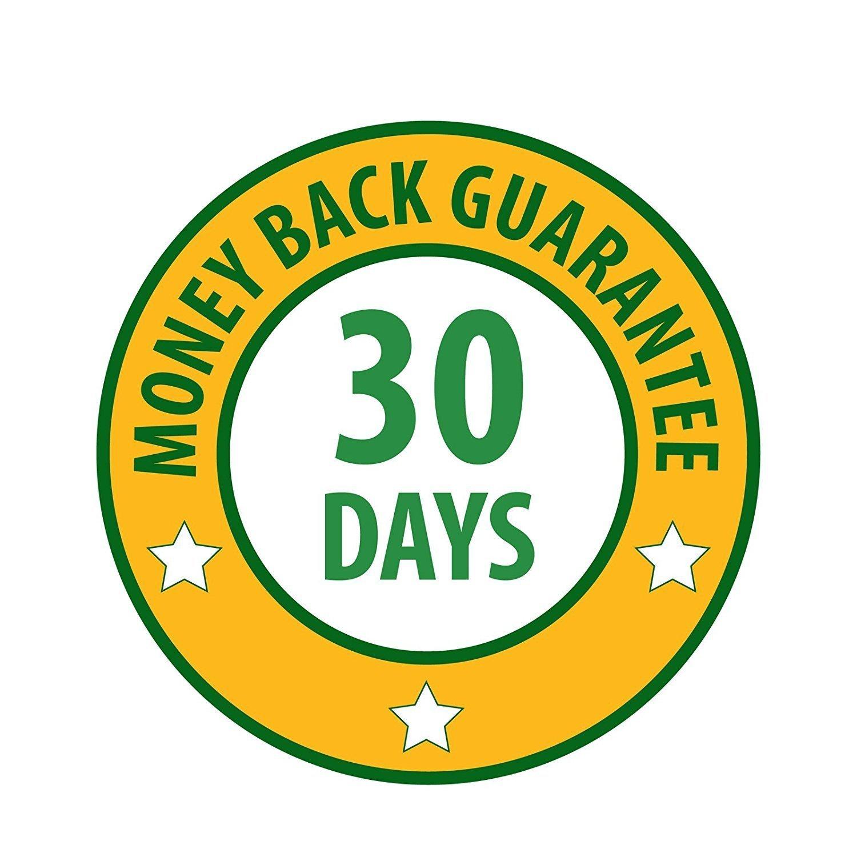 Natural Mucuna Pruriens 1000 mg- 200 Veg Caps (100% Vegetarian, Non-GMO & Gluten-free)