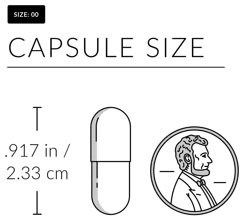 Acetyl L-Carnitine HCL 750 mg - 150 Veg Caps (Vegetarian, Non-GMO & Gluten-free)