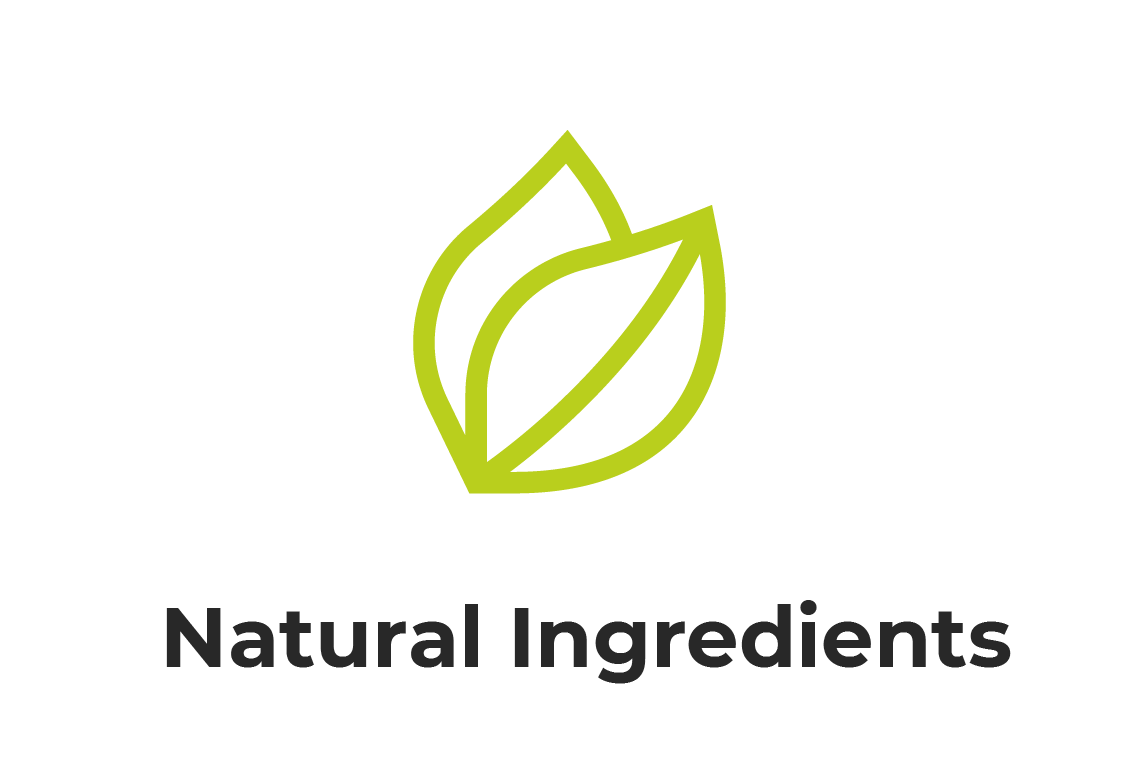 Nusa Pure Natural Ingredietns