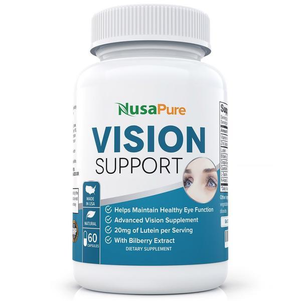 Eye Health Supplement
