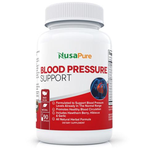 Blood Pressure Supplements